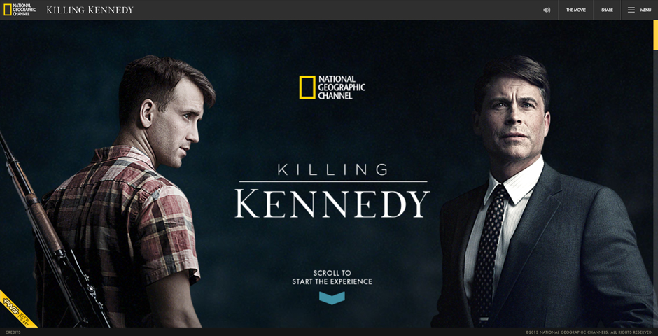 Nominee - Killing Kennedy