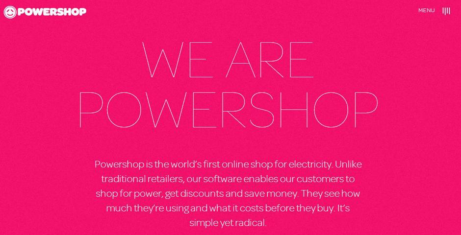 Nominee - Powershop.com