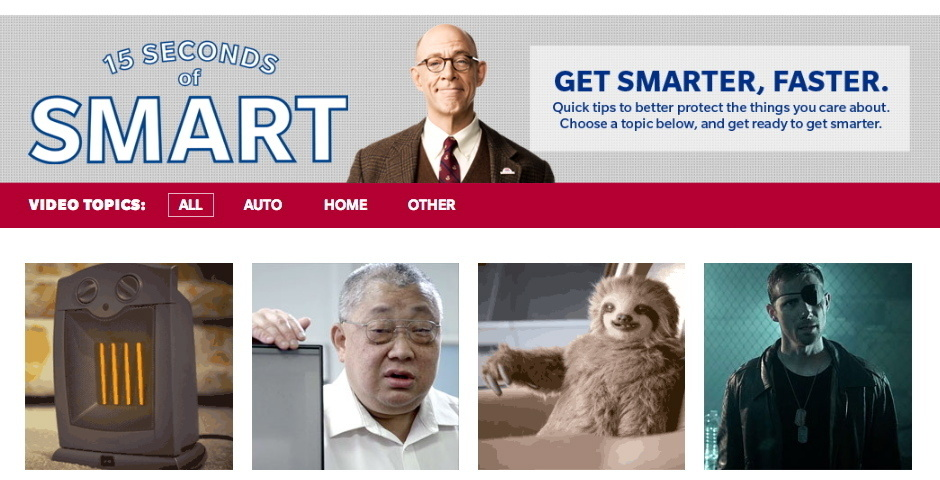 Webby Award Nominee - Smart Hub / 15 Seconds of Smart Campaign