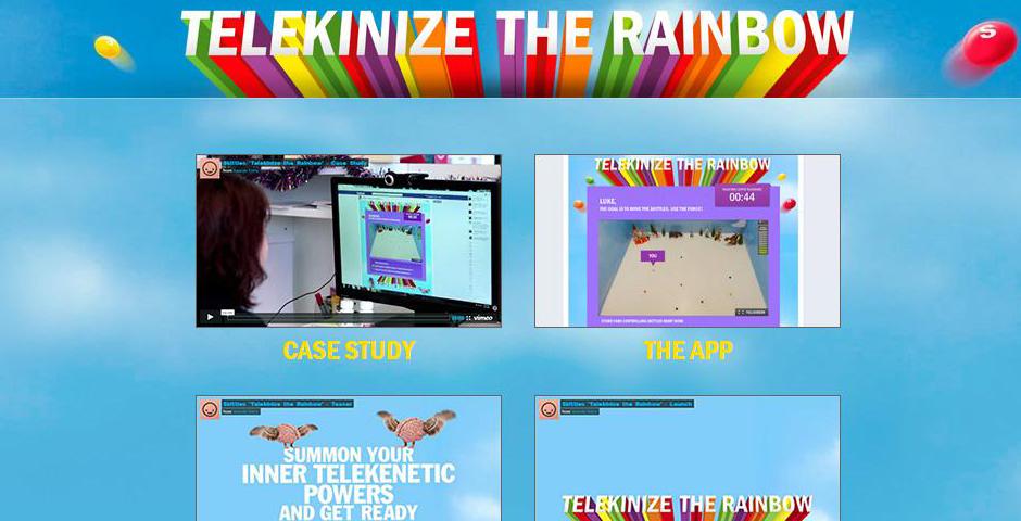 Nominee - Telekinize The Rainbow