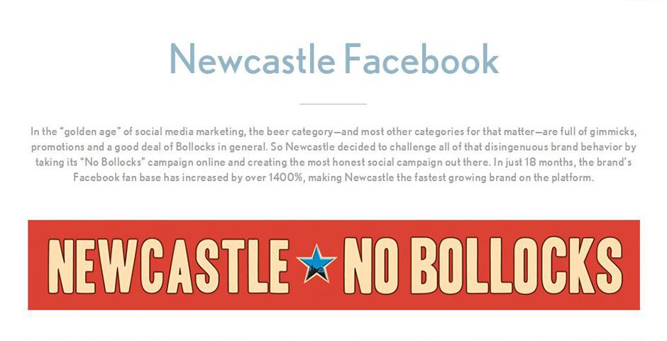 Webby Award Nominee - No Bollocks