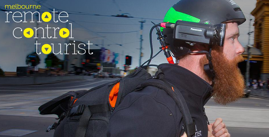 Nominee - The Melbourne Remote Control Tourist