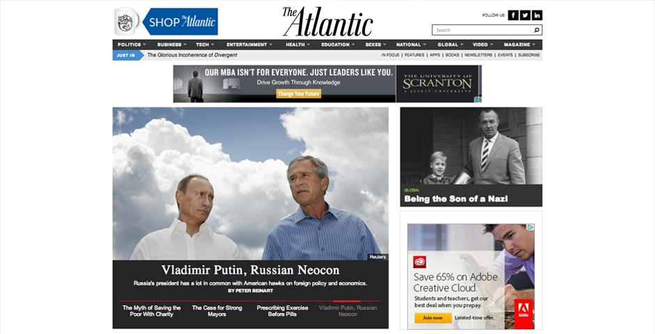 Nominee - The Atlantic