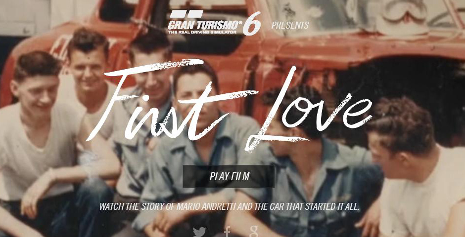 Webby Award Nominee -  GT6 - First Love