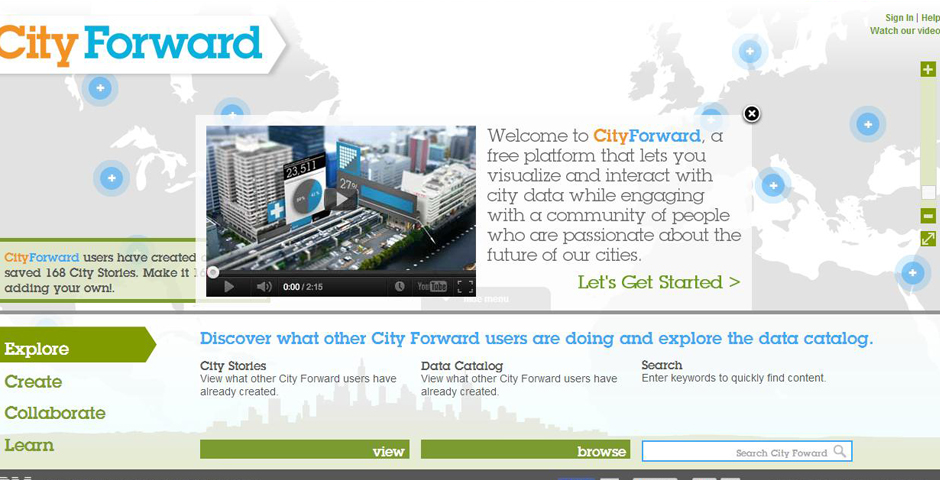 Nominee - City Forward