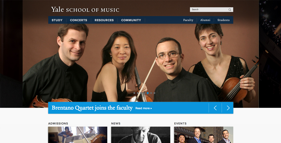 Nominee - Yale School of Music