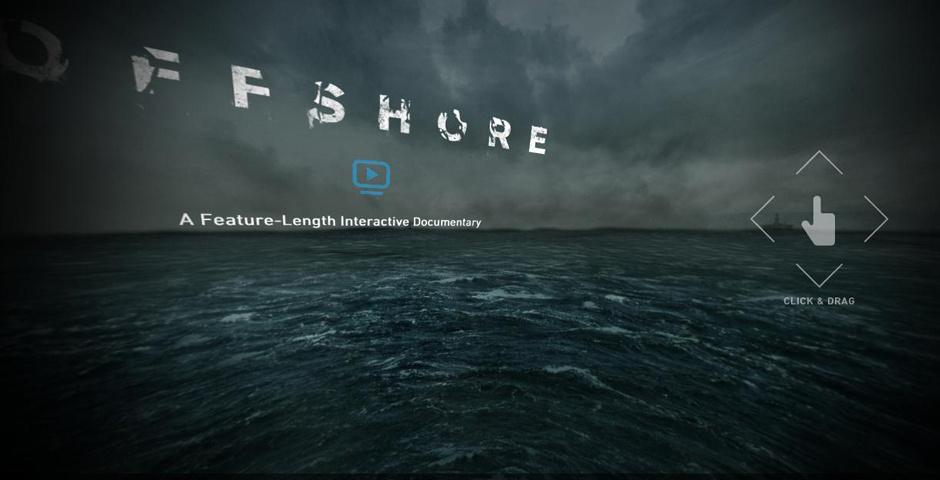 Webby Award Nominee - offshore