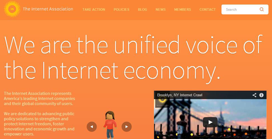 People's Voice - The Internet Association