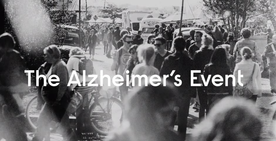 Webby Award Nominee - The Alzheimer\'s Event