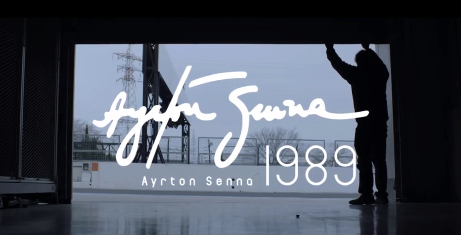 2014 Webby Winner - Sound of Honda / Ayrton Senna 1989