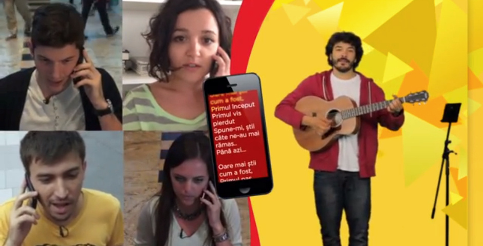 2014 Webby Winner - Coca-Cola Share Your Voice