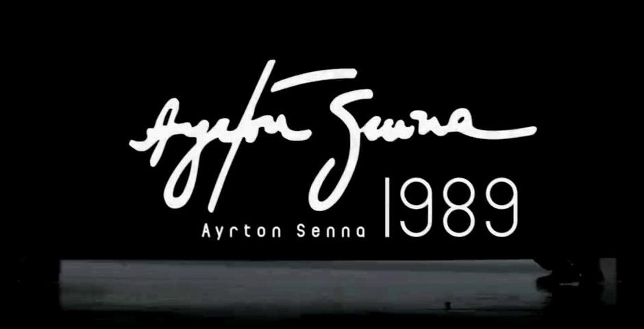 Nominee - Sound of Honda / Ayrton Senna 1989