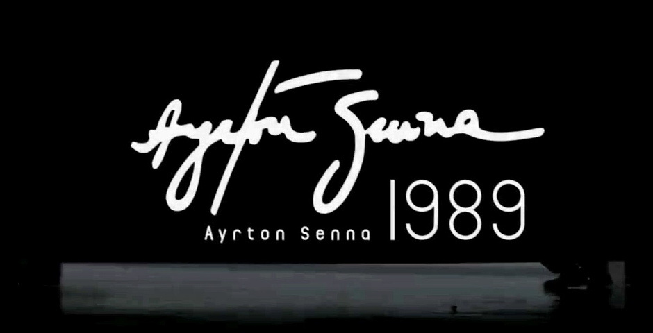 Webby Award Nominee - Sound of Honda / Ayrton Senna 1989