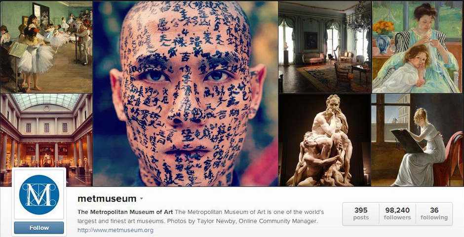 Webby Award Winner - The Metropolitan Museum of Art