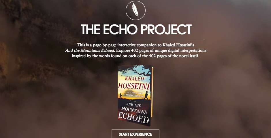 "Nominee - Penguin ""Echo Project"""