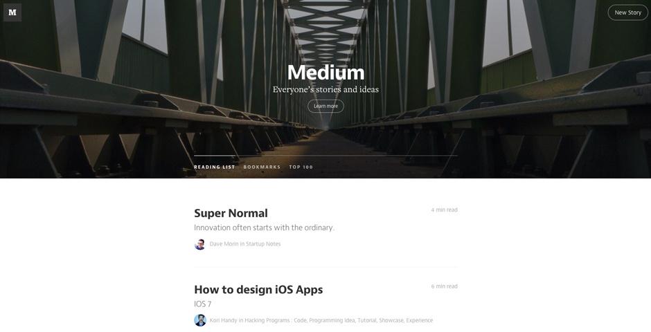 2014 Webby Winner - Medium