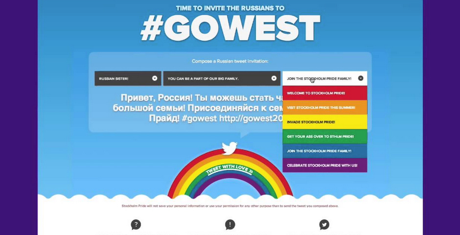 Webby Award Nominee - GOWEST