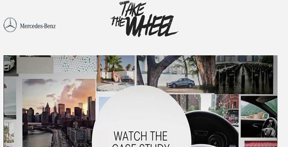 Nominee - Take the Wheel