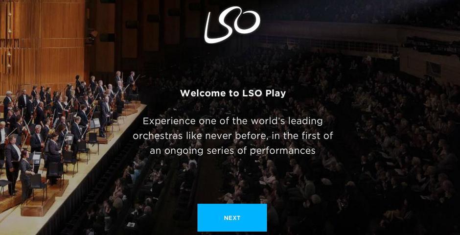 Webby Award Winner - LSO Play