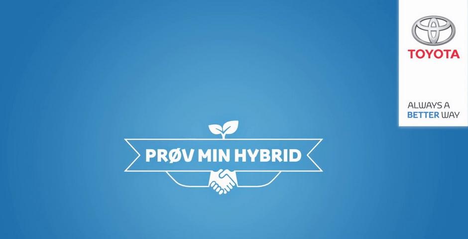 Nominee - Try My Hybrid