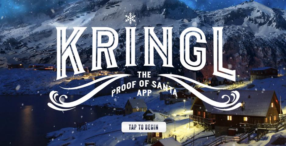 2014 Webby Winner - Kringl