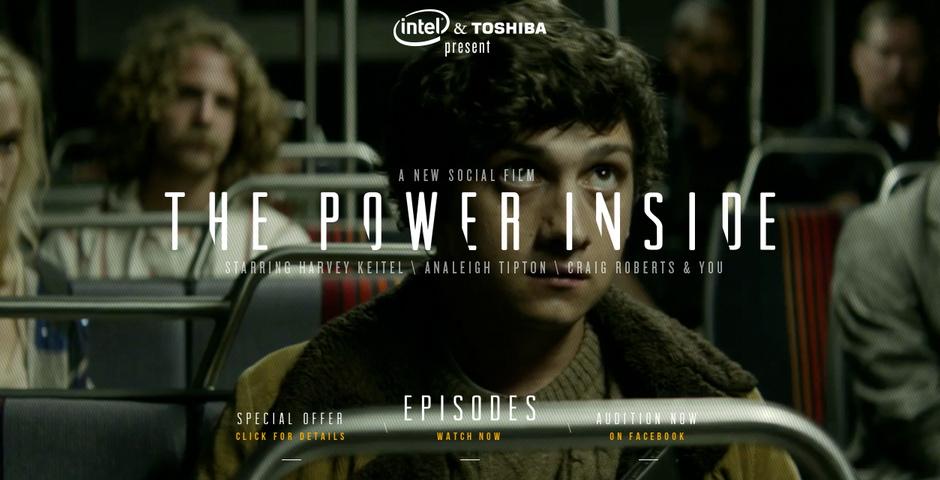 Webby Award Winner - The Power Inside