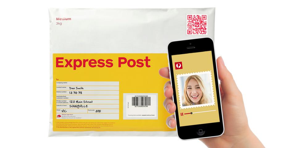 Honoree - Video Stamp