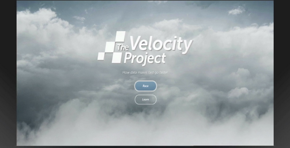 Nominee - The Velocity Project