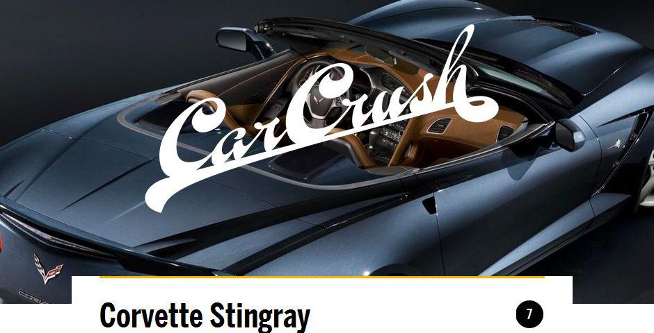 Webby Award Nominee - The Car Crush