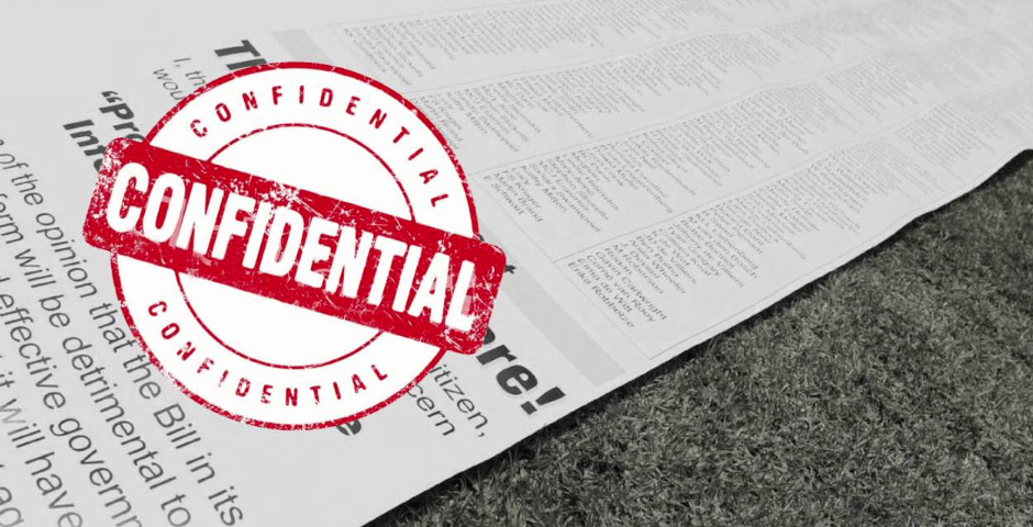 Nominee - Right2Know Confidential E-mail Campaign