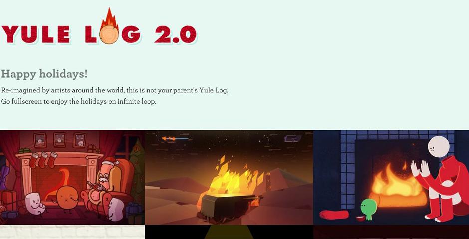 Nominee - Yule Log 2.0
