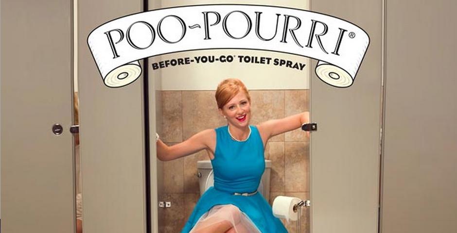 Honoree - Girls Don't Poop