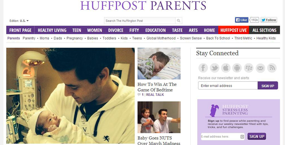 People's Voice - HuffPost Parents