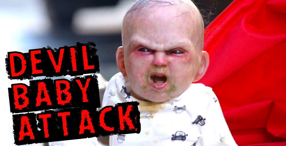 Honoree - Devil Baby Attack