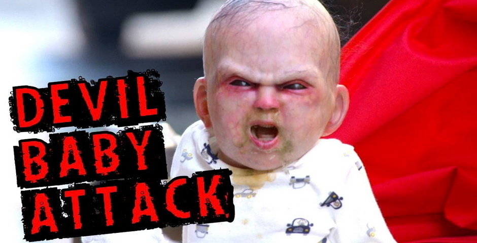 Webby Award Nominee - Devil Baby Attack
