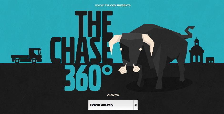 Webby Award Nominee - THE CHASE 360°