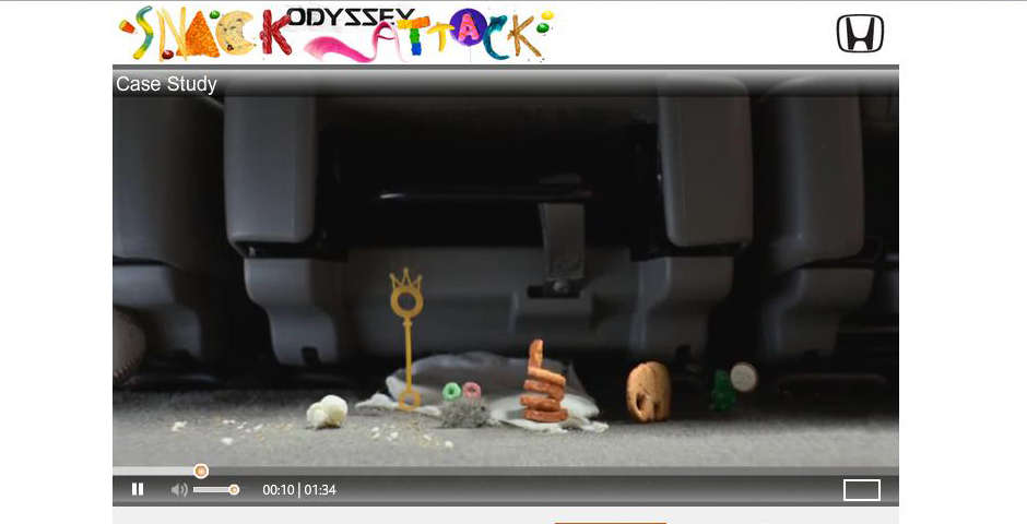 "Nominee - Odyssey ""Snack Attack"""