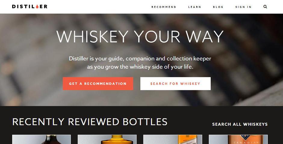 Nominee - Distiller
