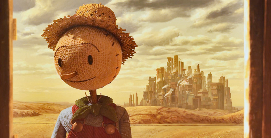 2014 Webby Winner - The Scarecrow