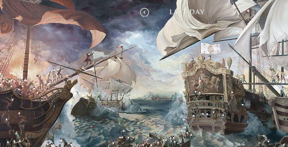2014 Webby Winner - Assassin\'s Creed - Black Flag - Defy History