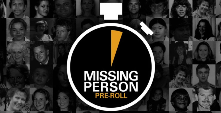 Webby Award Nominee - Missing Person Pre-Roll