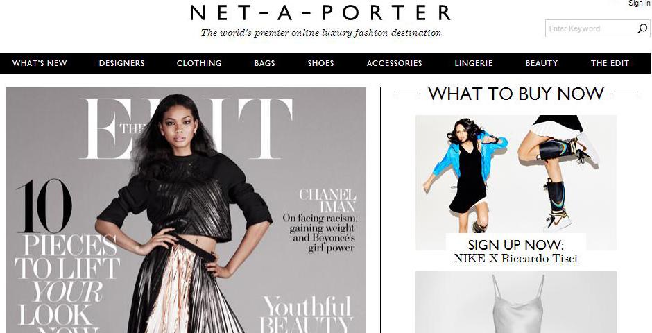 Nominee - NET-A-PORTER.COM