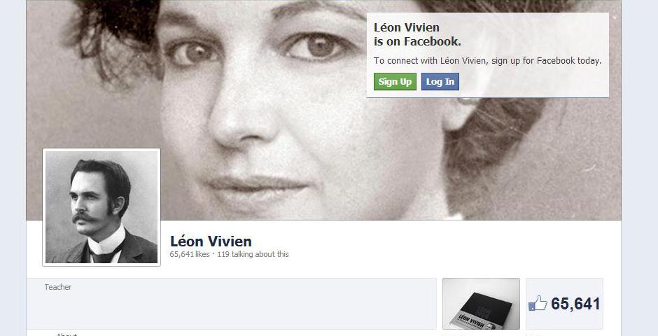 Nominee - Facebook 1914