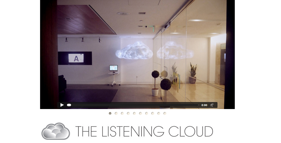 Nominee - The Listening Cloud
