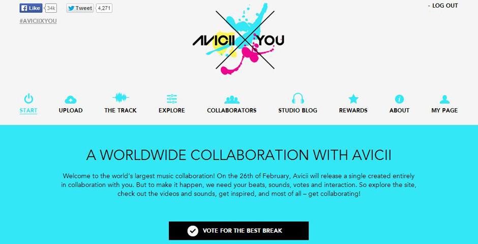 Nominee - Avicii x You