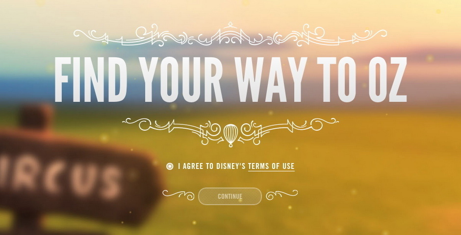 Webby Award Nominee - Find Your Way To Oz