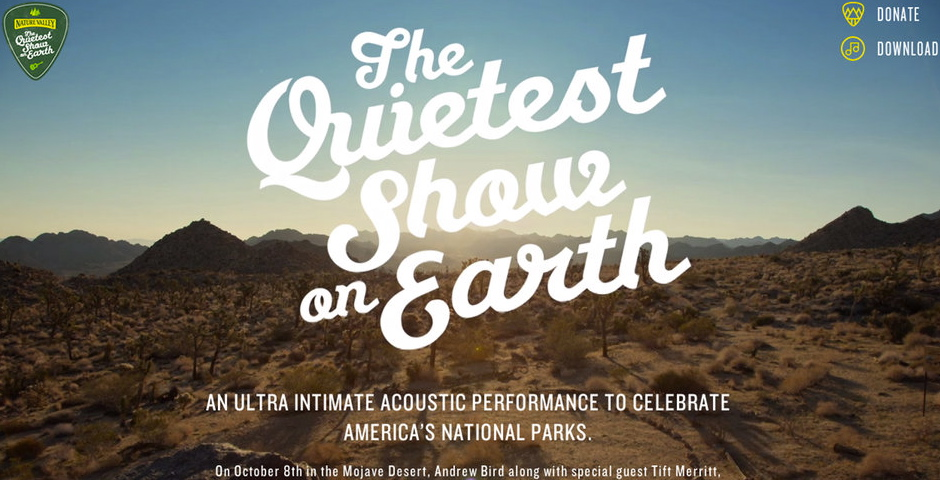 Honoree - Quietest Show On Earth