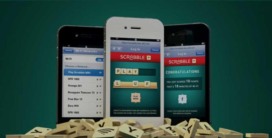 Nominee - Scrabble WiFi
