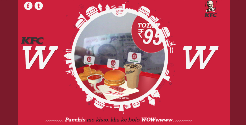 People's Voice - KFC WOW@25