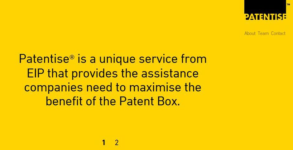 Nominee - Patentise